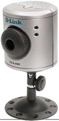 Младшая камера семейства IP-камер D-Link, DCS-900, не содержит встроенных датчиков иработает только на свету