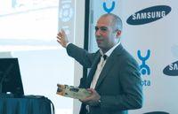 Гендиректор «Скартел» Денис Свердлов открывает в России сети WiMax