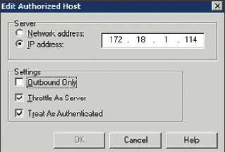 Экран 4. Дополнительные настройки сервера CUPS