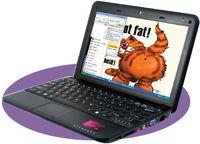 Внешне RoverBook Neo является практически точной копией MSI Wind U100