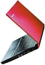 IdeaPad U110— это ультрапортативный ноутбук сэкраном диагональю 11 дюймов, весом 1,06 кг икрасной текстурированной крышкой из алюминиевого сплава