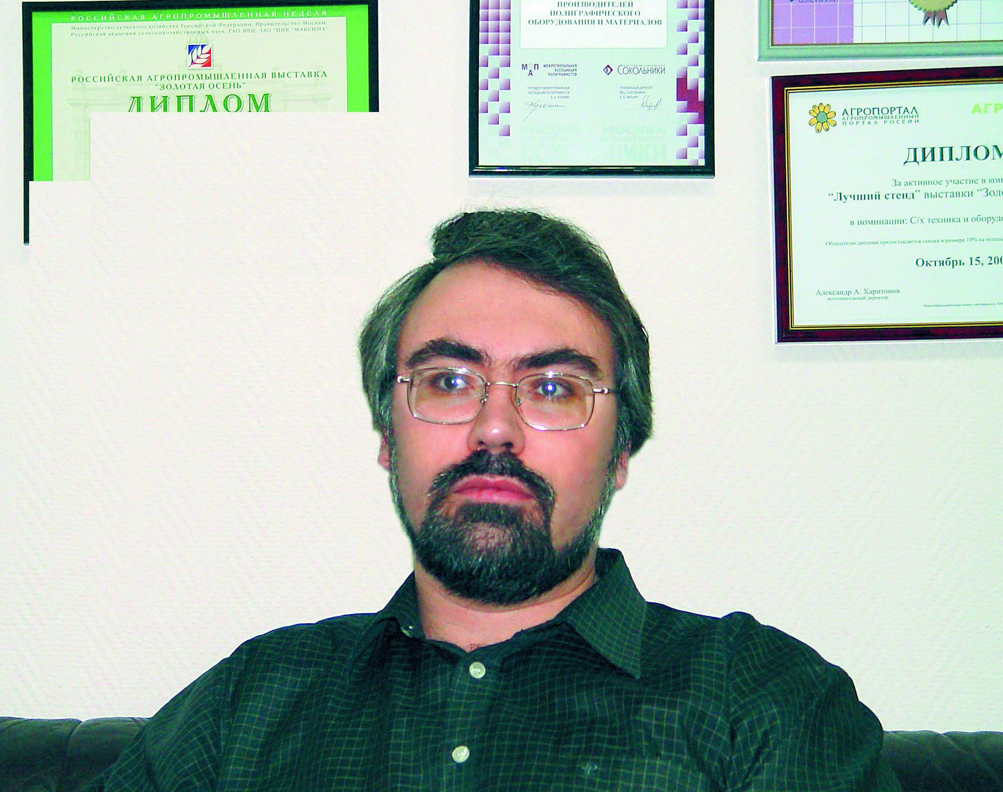 Михаил Залесковский
