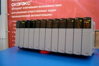 Контроллер Scorex предназначен для крупных проектов АСУ ТП и, как утверждают в