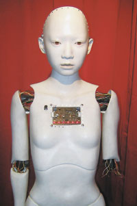 Втечение последних двух десятилетий мы создаем роботов, которые все больше ибольше взаимодействуют слюдьми, иэта тенденция продолжится, взаимоотношения сроботами скоро станут более эмоциональными, нежными идаже сексуальными