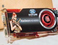 Протестированная нами графическая плата Sapphire HD 4890 1GB GDDR5 PCI-E полностью соответствует эталонному дизайну, предложенному AMD. Наряду с Sapphire HD Radeon 4890 1GB GDDR5 PCI-E, выпускается также разогнанная версия Sapphire HD 4890 1GB GDDR5 PCI-E OC