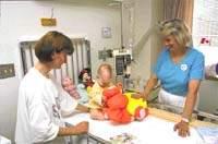Госпитализация детей с сахарным диабетом
