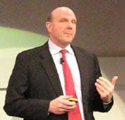 """Стив Балмер: """"На нас лежит ответственность за уменьшение потребления энергии информационной индустрией"""""""