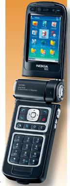 Nokia N93 - Самый громоздкий среди всех участников нашего обзора