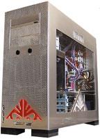 В ходе презентации были продемонстрированы прототипы игровых технологий, втом числе игровой персональный компьютер компании VoodooPC, которую HP приобрела вчетвертом квартале 2006года