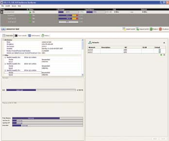 Рисунок 3. Наглядный обзор: XenSource оснащает свое решение виртуализации четко структурированным программным обеспечением для управления.