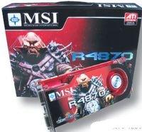 MSI R4870-T2D512