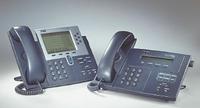 В качестве пользовательского оборудования CVO корпорация Cisco рекомендует задействовать IP-телефоны серии 7900