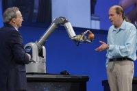 По мнению специалистов Intel, в ближайшие десятилетия робототехника может получить распространение в быту