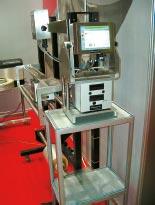 Стенд Videojet/Willett. Маркировочное устройство Videojet DataFlex Plus печатает на плёнках, этикетках и глянцевом картоне