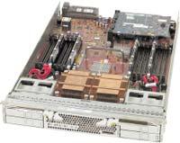 Рисунок 2. Уже с Т2: Sun 6250 Blade оснащен новым процессором Niagara T2.