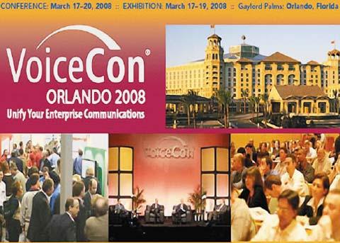 На конференции VoiceCon, состоявшейся всередине марта вОрландо, самой популярной темой стали унифицированные коммуникации