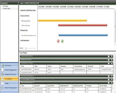 Инструментарий Stirling позволяет создавать сценарии реакции на появление вредоносных программ