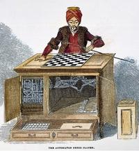 Программисты, шахматисты и специалисты в области искусственного интеллекта в течение нескольких десятилетий разрабатывают шахматные программы; еще более увлекательной является уходящая в прошлые века история разнообразных авантюр, связанных с созданием разного рода