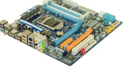 Если вы хотите собрать компактную настольную систему, то Gigabyte GA-P55M-UD4— подходящий вариант