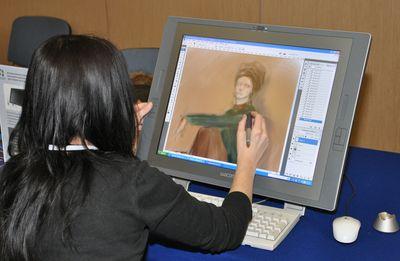 Учиться компьютерному дизайну будут бок о бок ИТ-специалисты и художники