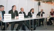 Организаторы OnDemand создали элитарный клуб платиновых спонсоров — Konica Minolta, Hewllet-Packard, Xerox. Представителей других игроков российского рынка цифровой печати на пресс-конференцию не позвали