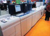 Высокопроизводительная монохромная Xerox Nuvera 288 рассчитана на ежемесячный объём печати от 100 тыс. до 3 млн отт.
