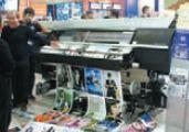 Seiko I Infotec, завершив отношения с HP, активно продвигает принтеры уже под своей маркой. Даже в кризис низкосольвентный ColorPainter H-74s (12 000 евро) продаётся весьма активно