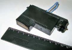 Используются те же печатающие головки, что и в Z6100, — два чернильных канала по 1056 дюз