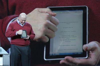 Стив Балмер начал свое выступление по случаю открытия CES с новостей Xbox