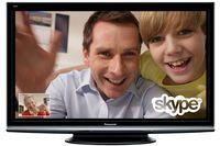 В Skype уже в этом году ожидают появления телевизоров с высоким разрешением, которые будут иметь встроенную программную поддержку для звонков через Интернет