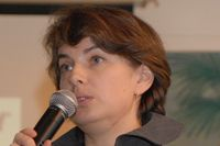 Екатерина Солнцева утверждает, что возможности мобильных технологий распознавания текста сдерживает только несовершенство камер сотовых телефонов