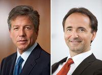 Билл Макдермотт и Джим Хагеманн Снейб хорошо дополняют друг друга как с точки зрения бизнеса, так и в личном плане