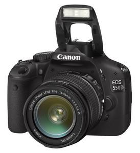Зеркальная фотокамера Canon EOS 550D KIT 18-55mm IS II.