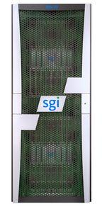В прошлом году SGI представила свой новейший суперкомпьютер Altix UV, который первым будет предложен в рамках Cyclone