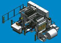 Kampf анонсировала перемоточно-резальный агрегат Unislit II CS с индивидуальными модулями намотки