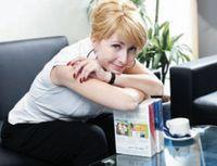 Директор по маркетингу российского представительства Adobe Ольга Мананникова раскрывает секреты будущего. Творческого. Это Creative Future-2010.