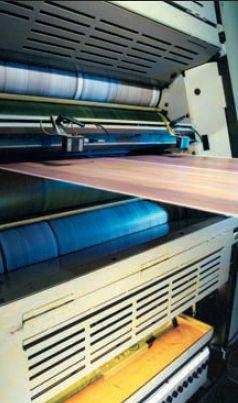Правильная настройка и регулярное техобслуживание красочной и увлажняющей систем— залог эффективной настройки печатной машины. Фото: MAN Roland