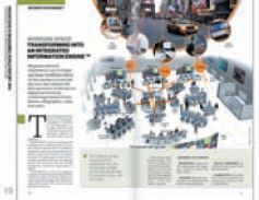 Современные издательства превращаются в информационные механизмы, готовящие материалы для разных медиа