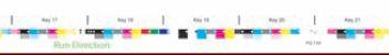 Фирменная шкала контроля цвета