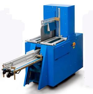 X-Case Plus полуавтоматическая книговставочная машина.  Ввод книжного блока Автоматическое...