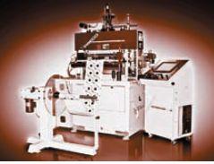 Полностью автоматический гидравлический плоский высечной пресс от Preco Industries