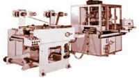 HHC-10 — сервоприводной высечной пресс со встроенным ламинатором