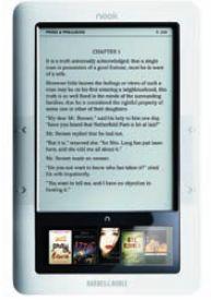 Nook — е-ридер книготорговой сети Barnes & Noble