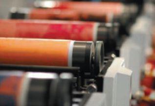 Революционная конструкция печатных секций делает печатную машину Mark Andy Performance исключительно быстрой в переналадке