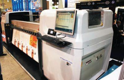 Хотя в портфеле HP есть и рулонные УФ-принтеры, роль решений для будущего в компании всё-таки отводят моделям с чернилами Latex, таким как HP Scitex LX600. Здесь и собственные чернила, и головки — всё своё, уникальное. И с экологией полный порядок