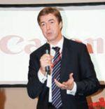 Йоуко Туоминен, генеральный директор Canon Russia: