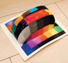 Для УФ-чернил многих производителей доступны версии так называемых