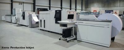 Xerox Production Inkjet