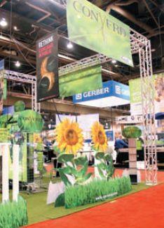 Производитель материалов Converd активно работает над экологическим имиджом