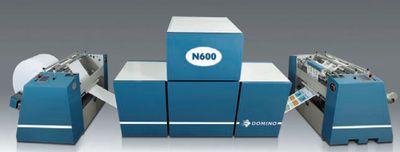 Domino вышла на рынок этикеточной печати на Ipex-2010 с ЦПМ N600